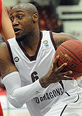6. Anthony King (Artland Dragons)